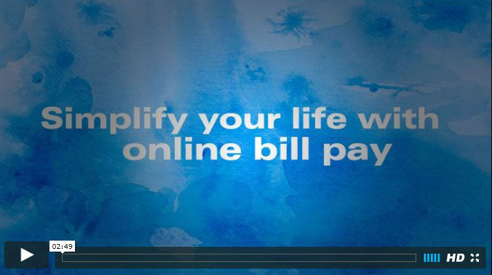 View Bill Pay Demo